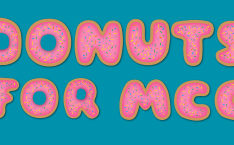 Donuts for MCC